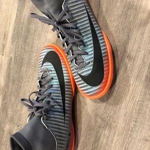 Nike indoor soccer cleats